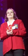 Keeley Smith, First Place in State of Illinois SkillsUSA Competition for Collision Repair Technology.