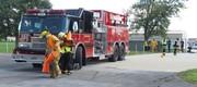 Fire-Rescue EMS Students Learning