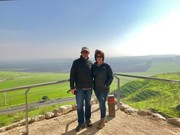 The Millers in The Jezreel Valley, Israel