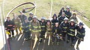 Fire Rescue EMR student group picture