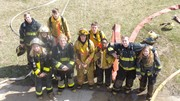 Fire-Rescue-EMR Student group picture